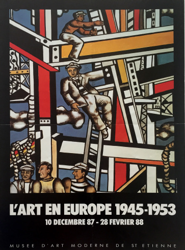 L'art en Europe, janvier 1987