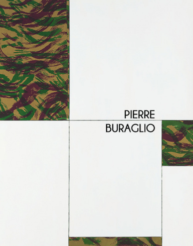 Catalogue Pierre Buraglio : Bas voltage