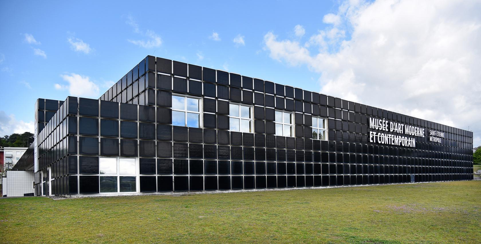 Notre histoire   MAMC, Musée d'art moderne et contemporain, Saint ...
